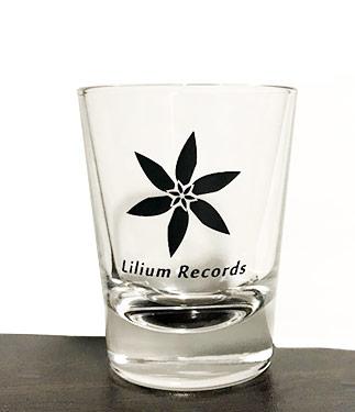 Lilium Recordsショットグラス